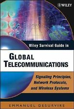 Wiley Survival Guide in Global Telecommunications: Signaling Principle-ExLibrary