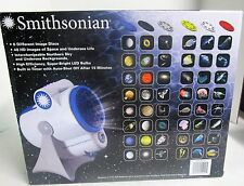 New SMITHSONIAN SPACE AND SEA PROJECTOR 48 HD Images KIDS SCIENCE STEM