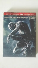 SPIDER-MAN 3 EDITION DOUBLE DVD COLLECTOR - MARVEL Tobey Maguire Kirsten Dunst