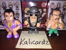 Target Exclusive Set WWE Series 2 Mystery Mini Razor Slaughter & Jake Snake ��