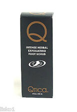 Qtica INTENSE HERBAL EXFOLIATING FOOT SCRUB  8oz.