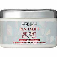 L'Oreal Paris Revitalift Bright Reveal Peel Pads, 30 pads