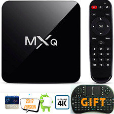 2017 mxq M8S 4K QUAD CORE ANDROID 6.0 TV BOX completamente caricato XBMC KODI Media Player