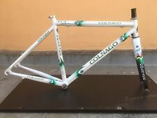 Colnago Lux Dream frame set Star carbon fork size S road bike Columbus Airplane