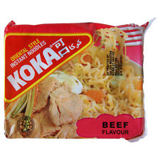 KOKA ORIENTAL STYLE INSTANT NOODLES BEEF FLAVOUR - 30 PACKETS