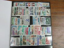 TIMBRES NEUFS FRANCE ANNEES 1969 & 1970 ** MNH COMPLET