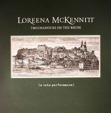 McKENNITT, Loreena - Troubadours On The Rhine: A Trio Performance - Vinyl (LP)