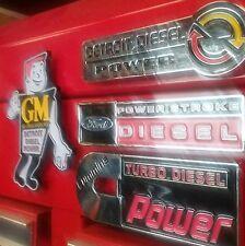 Snap on toolbox/Diesel Magnets