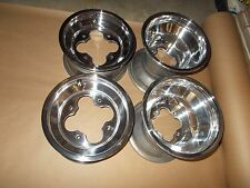 (4) Rims Wheels Front Rear Yamaha Warrior 350 Banshee YFZ450 450R Raptor 250 350