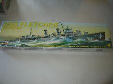 Revell 3021 USS Fletcher Destroyer Model Kit 1/306 Sealed