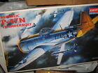 Academy/Minicraft Model Kits Republic P-47N Thunderbolt 1/48th Scale-FREE SHIP