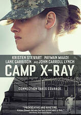 Camp X-Ray (DVD, 2015)
