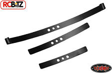 Soft Steel Leaf Spring Trail Finder 2 BLACK 4 Sets 25% softer MORE Flex Z-S0518