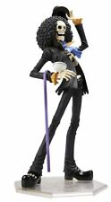 Megahouse Portrait Of Pirates One Piece NEO-6 Brook 1/8 PVC Figure W/Track Japan