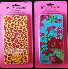 NEW BETSEY JOHNSON DESIGNER CASE BUNDLE FOR APPLE iPHONE 5/5S