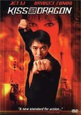 Kiss of the Dragon Jet Li Bridget Fonda Widescreen DVD