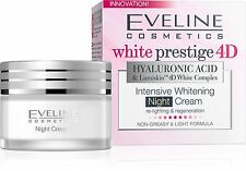 EVELINE COSMETICS WHITE PRESTIGE 4D INTENSIVE WHITENING NIGHT CREAM