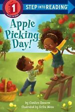 Apple Picking Day! by Candice F. Ransom NEW Paperback Step Into Reading Level 1