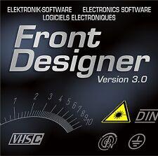 FrontDesigner 3.0 / ABACOM-Elektronik-Software