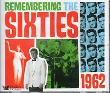 READERS DIGEST REMEMBERING THE SIXTIES 1962 3 X CD ELVIS PRESLEY BILLY FURY