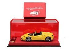 BBR 1:43 ferrari 488 spider 2016 yellow