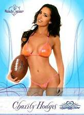 Charity Hodges #55 2008 Bench Warmer Signature