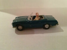 WIKING Modelle MERCEDES MB 250SL CABRIO, alt, TOP