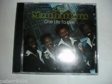 The Manhattans - One Life to Live 2008 CD Sealed