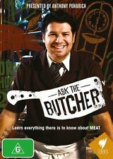 Ask the Butcher DVD NEW