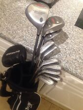 GREAT SET OF LADIES COBRA AND WILSON GOLF CLUBS - RIGHT HANDED