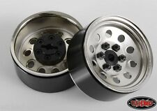 "1/10 Scale Crawler 1.9"" PRO10 Steel Beadlock Wheels by RC4WD # Z-W0073"