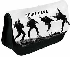 THE BEATLES JUMPING PERSONALISED PENCIL CASE