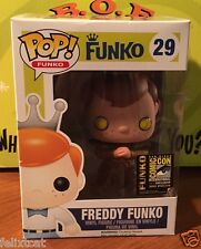 14 SDCC FUNDAYS HEIMDALL FREDDY FUNKO #29 POP LE 300 RARE