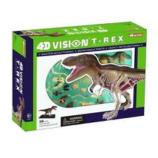 Visible T-REX tyrannosaurus 4D Vision Anatomy 3D Dinosaur Puzzle Model Skeleton