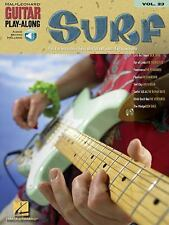 Surf: Guitar Play-Along Volume 23 (Hal Leonard Guitar Play-Along), Hal Leonard C
