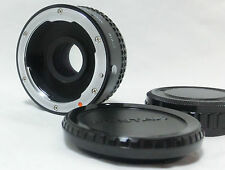 """Excellent+"" PENTAX REAR CONVERTER K T6-2X from Japan #74"