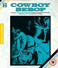 Cowboy Bebop Complete Series Collection Blu ray New & Sealed ANIME Reg B Manga
