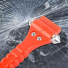 Car Emergency Safety Lifesaving Break Window Glass Hammer Cutter Tool FG