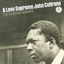 John Coltrane A LOVE SUPREME: COMPLETE MASTERS Expanded GATEFOLD New Vinyl 3 LP