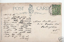 Genealogy Postcard - Family History - Pullinger - Islington - London  GN433