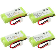 4 NEW OEM BG0028 BG028 Cordless Home Phone Rechargable Replacement Battery Pack