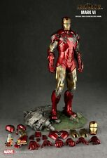 Hot Toys Iron Man 2 Mark VI