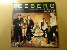 "LP 12"" / ICEBERG: THE BEST DRESSED CATS IN TOWN"