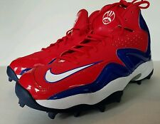 Nike Football Cleats Mens 15 PRO SHARK NEW Red White Blue 534773-604