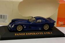 Ixo 1/43 - Panoz Esperante GTR 1 Bleue