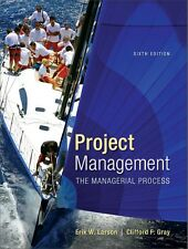 Project Management The Managerial Process 6th edition-Ebook