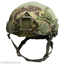 OPS/UR-TACTICAL HELMET COVER FOR OPS-CORE FAST HELMET IN PENCOTT GREENZONE-M/L