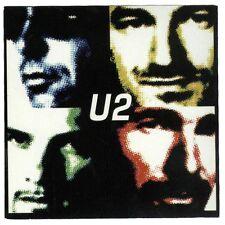 U2  - Pop - Face Medley - Aufkleber Sticker - Neu