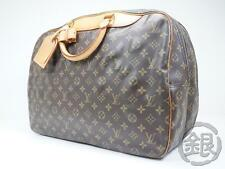 """Sale"" AUTH PRE-OWNED LOUIS VUITTON SAC ALIZE 24 HEURES TRAVEL BAG M41399 152266"