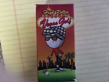 "VEGAS ""HIGH ROLLER"" GOLF GAME CHIPS"